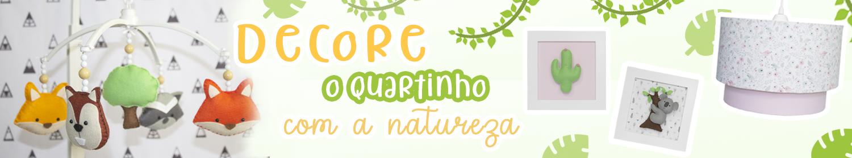 Tema - Bichinhos e Natureza