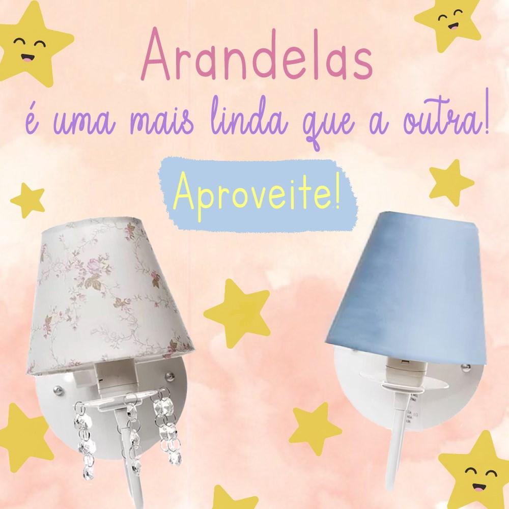Banner Mini - Arandelas