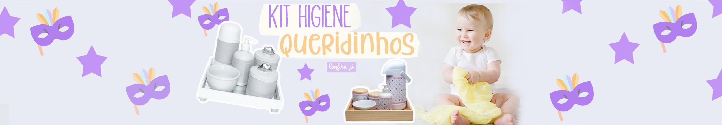Banner- Kit Higiene Carnaval