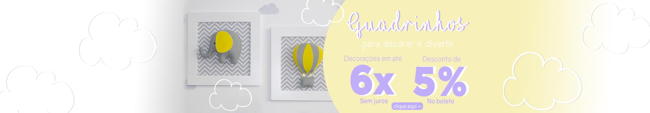 Banner Quadros Decorativos