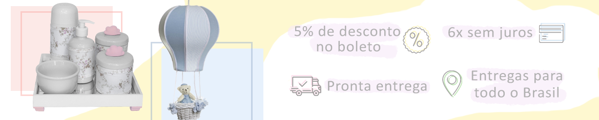 Banner Centro Home - Potinho de Mel
