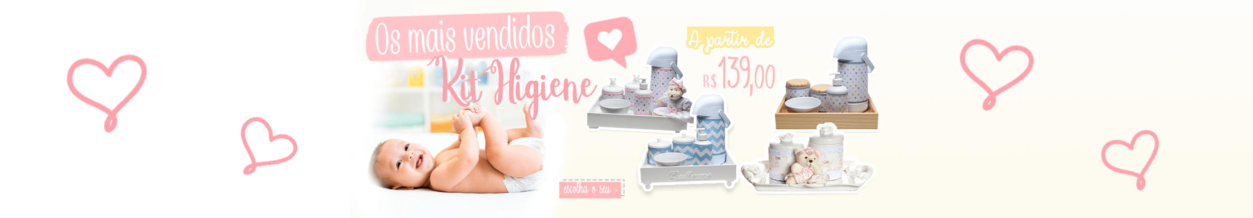 Banner - Kit Higiene