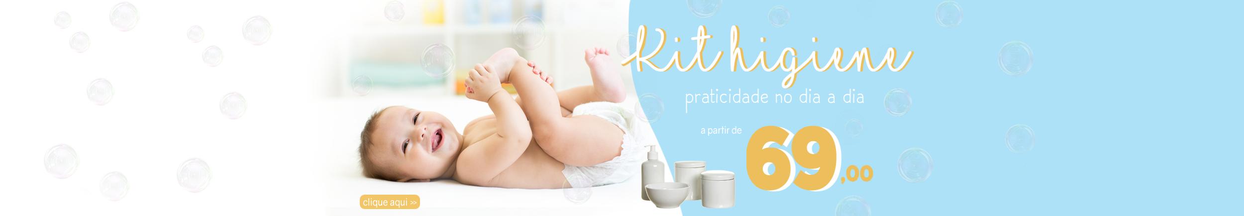 Banner Kit Higiene