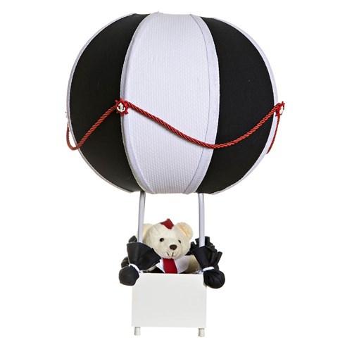 Abajur Balãozinho Ursinho Marinheiro