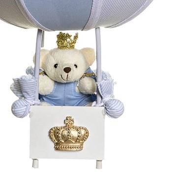 Abajur Balãozinho Ursinho Príncipe