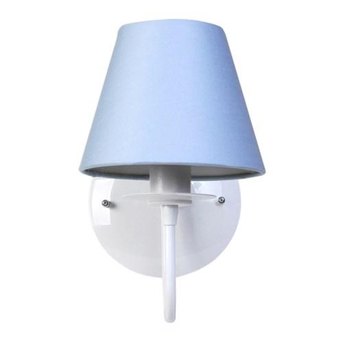 Arandela 1 Lâmpada Azul