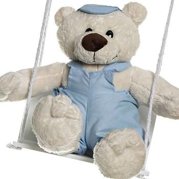 Balança Com Urso Menino