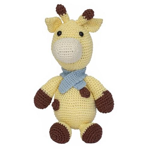 Amigurumi Giraffe Toy - Crochet | Crochê bonito, Projetos de ... | 500x500