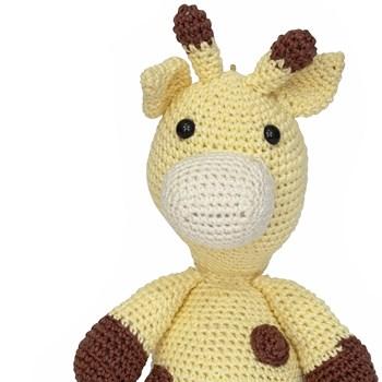 Girafa Gigi de Amigurumi no Elo7 | Ateliê Meu Chochê (1057EFE) | 350x350