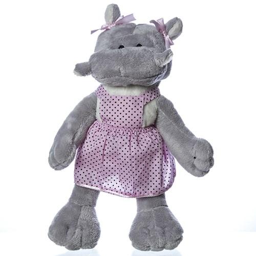 Hipopótamo Menina