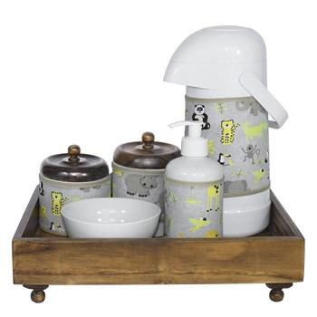 Kit Higiene Clássico Safári