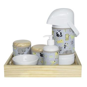 Kit Higiene Moderno Safári