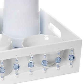 Kit Higiene Pedra Azul
