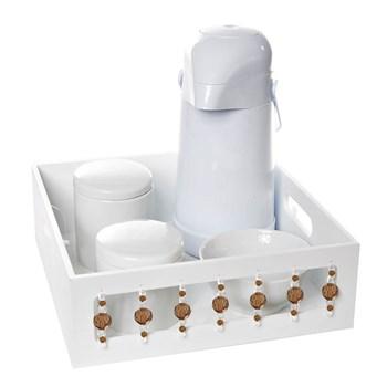 Kit Higiene Pedra Bege