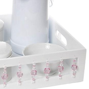 Kit Higiene Pedra Rosa
