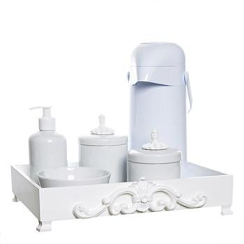 Kit Higiene Provence Com 6 Peças
