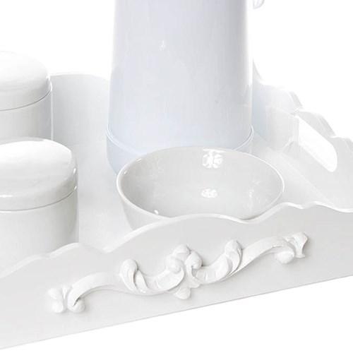 Kit Higiene Resina Arabesco