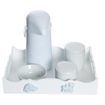 Kit Higiene Resina Meios De Transporte