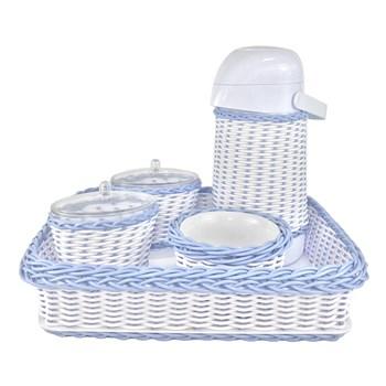 Kit Higiene Vime Azul