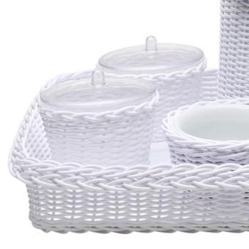 Kit Higiene Vime Branco
