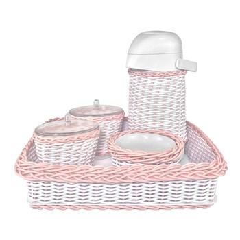 Kit Higiene Vime Rosa