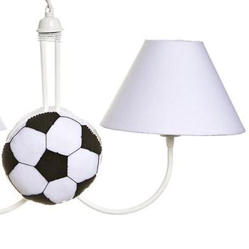 Lustre 2L Simples Com 2 Bolas De Futebol
