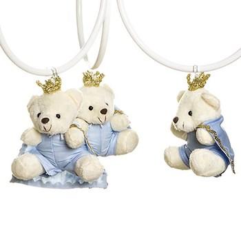 Lustre 3L Ariel Com 3 Ursinhos Príncipes