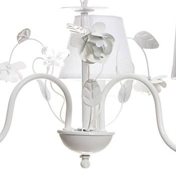 Lustre 3L Floral Branco