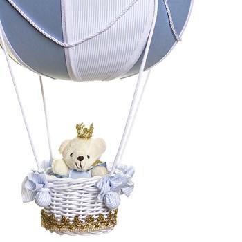 Lustre Balão Bolinha Ursinho Príncipe