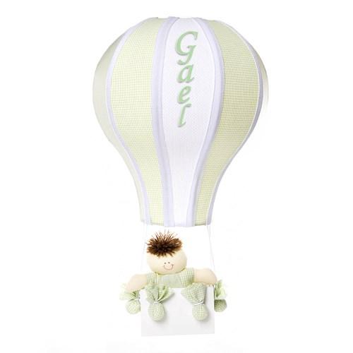 Meio Balão Verde