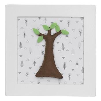 Quadro Decorativo Árvore