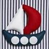 Quadro Decorativo Barco