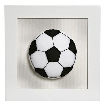 Quadro Decorativo Bola Futebol