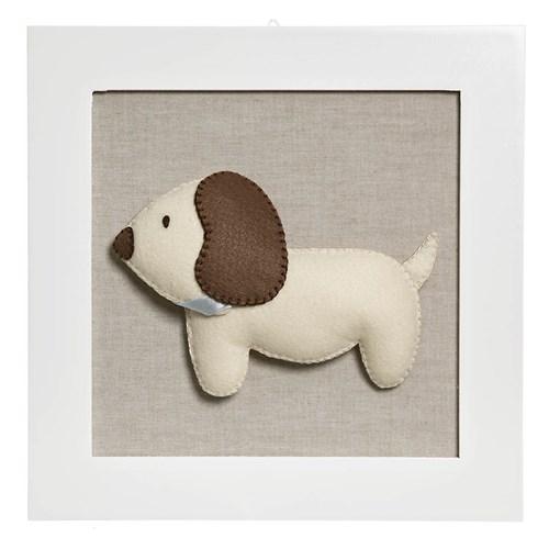 Quadro Decorativo Cachorro
