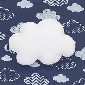 Quadro Decorativo Nuvem Marinho
