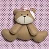 Quadro Decorativo Ursa