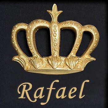 Quadro Príncipe Corôa G Dourada
