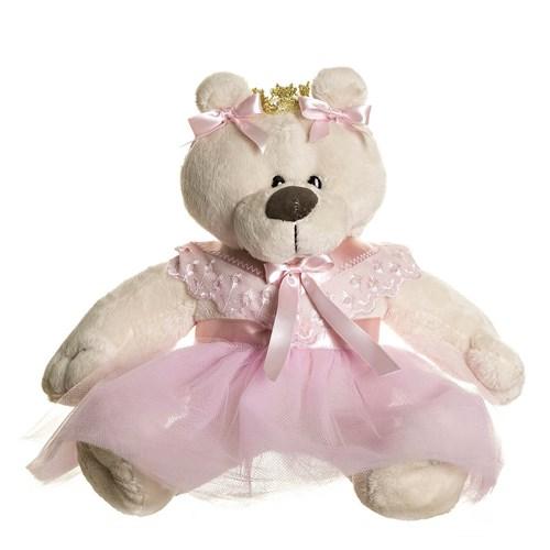 Ursa Bailarina Rosa